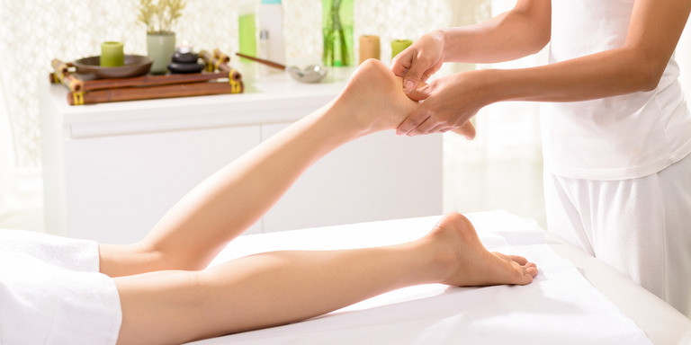 Foot massage in chester and north wales