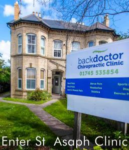 Link to St Asaph Chiropractic Clinic Page